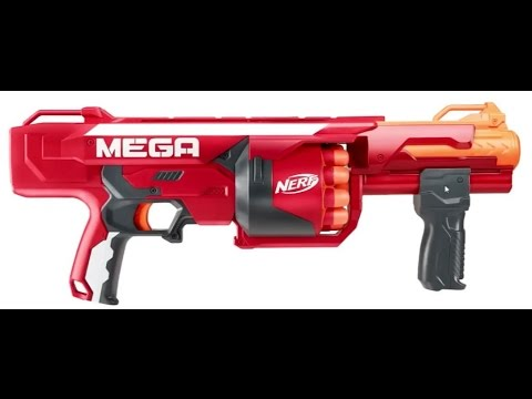 New Nerf Guns for Winter 2015 and Spring 2015