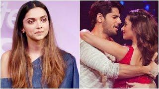 Deepika On Rumours | Sidharth Talks About Replacing Alia As Brand Ambassador