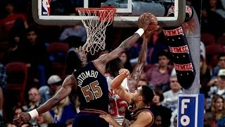 Best Blocks in NBA History
