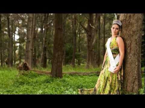 BTS Video Sharna for Mrs Australia 2011 photoshoot