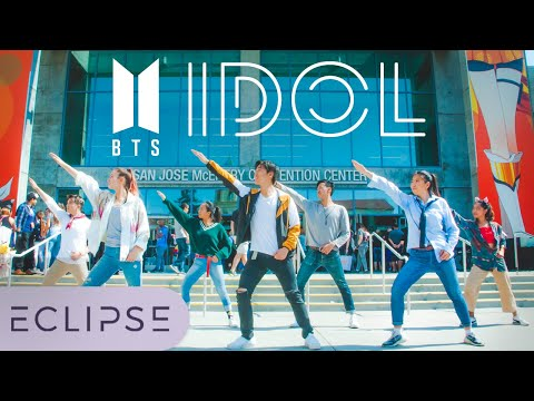 [KPOP IN PUBLIC] BTS (방탄소년단) - IDOL Full Dance Cover at Crunchyroll Expo 2018 [ECLIPSE]
