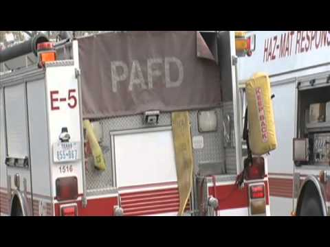 Port Arthur firefighters put out house fire... twice