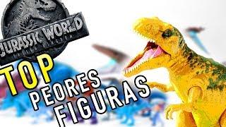 TOP  Peores JUGUETES de Jurassic World Fallen Kingdom
