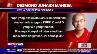 Gerindra Benarkan Kadernya Ditangkap KPK