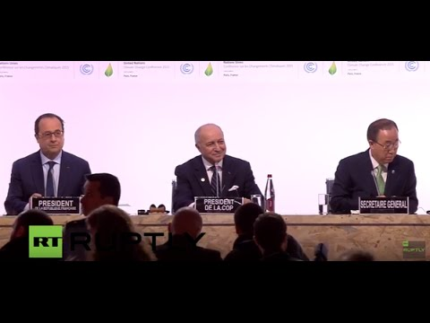 LIVE: COP21 – Putin, Obama, other world leaders talk climate change