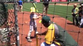 Baseball with Chili Davis