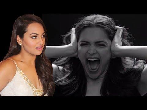 Sonakshi Sinha takes a DIG at Deepika Padukone's My Choice VIDEO