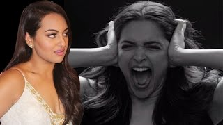 Sonakshi Sinha takes a DIG at Deepika Padukones My Choice VIDEO
