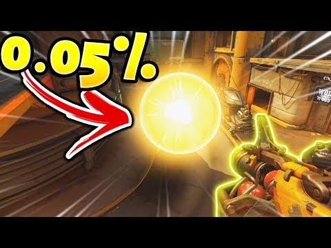 He Landed a 0.05% Concussion Mine!! - Overwatch Luckiest Moments
