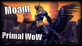 Primal WoW - Vanilla Knights vs Moam (Ruins of Ahn'Qiraj)