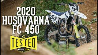 First Impression: 2020 Husqvarna FC 450