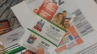 Colgate Total Toothpaste 50¢ at Publix