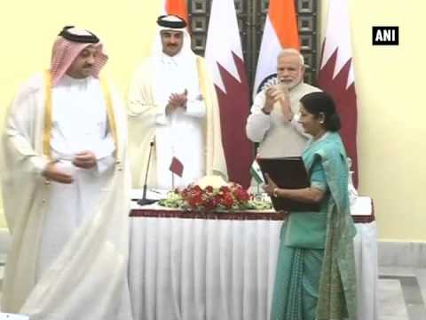 India, Qatar sign six agreements of mutual interest in New Delhi