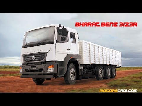Bharatbenz 3123R Truck Reviews. Features and Full Specifications