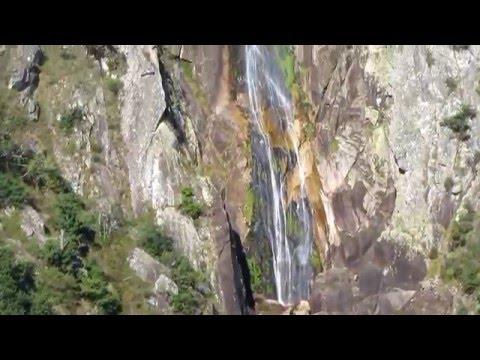 Cascata da Frecha da Mizarela em Albergaria da Serra, Arouca