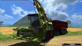 Maishäcksler, HD, ModHoster, Ls11, 11, Landwirtschaftssimulator, Dreschen, Häckseln, Silage