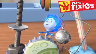 The Fixies ★ The Drummer & More Full Episodes ★ Fixies English | Videos For Kids