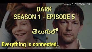 DARK S1-E5 # season 1 episode 5 Explained in telugu #netflix #khadarmoviemix #dark #darkNetflix