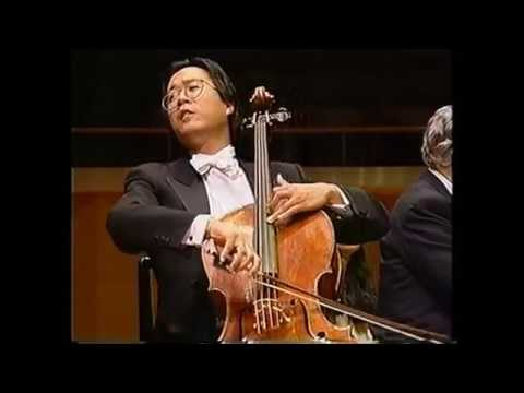 Schubert : Arpeggione Sonata /yo-yo Ma & Rudolf Firkušný video