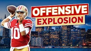 How the 49ers Offensive Scheme Creates Explosive Plays