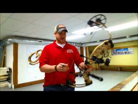 2014 Mathews Chill R Review from Barrett's Hunting Supplies