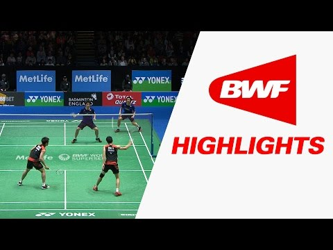 Yonex All England Open 2016 | Badminton SF – Highlights