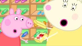 Peppa Pig Nederlands Compilatie Nieuwe Afleveringen ⭐ Nieuwe Schoenen | Tekenfilm | Peppa de Big