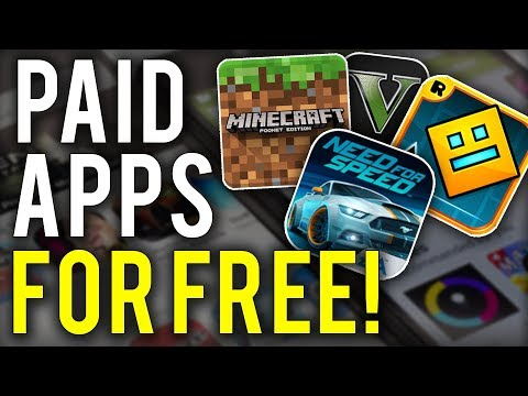 How To Download Paid Apps/Games For FREE 2017! (Android NO ROOT!)