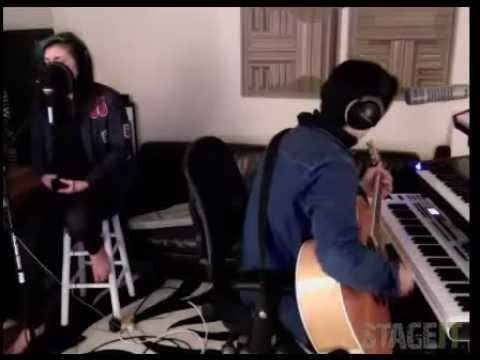 VersaEmerge - Figure it Out - StageIt #2 - 03-01-2013