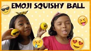 Emoji Squishy Stress Ball Tutorial | gampang banget ... |Indonesia
