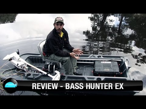 Reviews: Bass Hunter EX