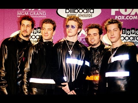 2013 MTV VMAs Hosting an NSYNC Reunion? Boy Band Rumored to Join Justin Timberlake Onstage