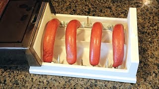 5 Strange Hot Dog Gadgets put to the Test #5