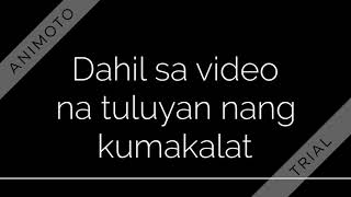 Scandal Spreading Video victim (Spoken Poetry)