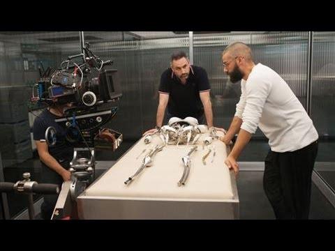 'Ex Machina' Director Alex Garland Offers Inside Look