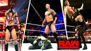 WWE Monday Night Raw - July 22, 2019 Highlights | WWE Raw 22/07/2019 Highlights