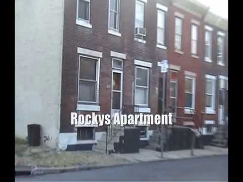 Rocky filming location