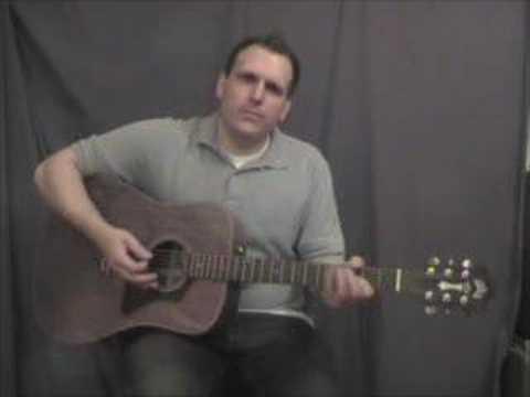 Guild GAD25 Acoustic Guitar Demo Inv#051809