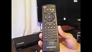 Bluray Magnavox M. NB500MG1F