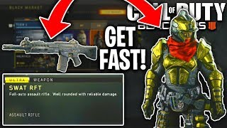"""How to Level Up TIERS """"FAST"""" for BO4 Black Market Battle Pass (Absolute Zero BO4 1.09 Update)"""