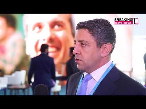 Carlos Khneisser, vice president, development, MENA, Hilton
