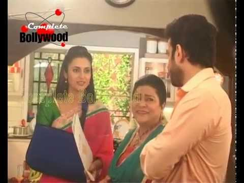 On Location Of TV Serial Yeh Hai Mohabattein  Raman Makes A...