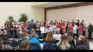 12-16-18, Pioneer Baptist Church at Sunrise Mall Live
