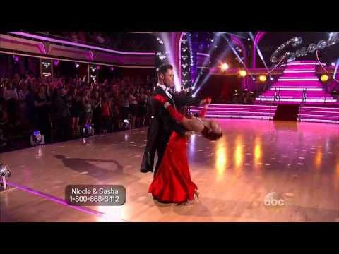 Dancing with the stars  Nicole 'Snooki' Polizzi  Sasha Farber   Quickstep   Week 3   DWTS 17