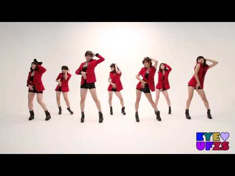 開始Youtube練舞:Sexy Love-T-ara | Dance Mirror