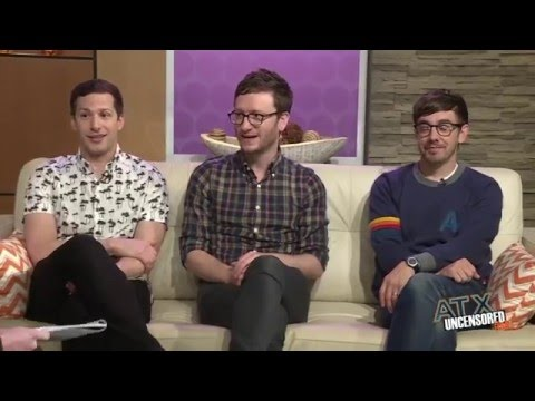 Andy Samberg Plus The Stars Of Popstar And The Lonely Island Talk To ATX Uncensored(ish)