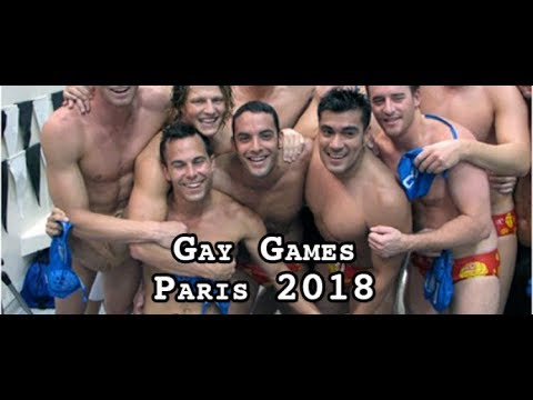 GAY GAMES JO POUR HOMOSEUXELLE EN FRANCE MACRON FINANCE ?!?! PREUVES ET DEBAT