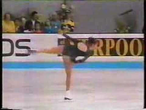 Nancy Kerrigan 1991 Worlds LP