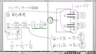 高校物理解説講義:「コンデンサー」講義16
