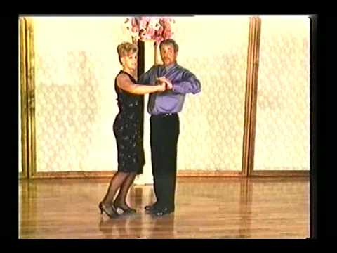 Tango Dance Lesson chapter 2